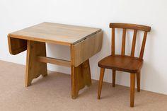 Swedish Pine Table by Goran Malmvall, circa 1950 3