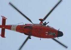 Coast Guard Helicopter Overflight by U.S. Coast Guard, via Flickr