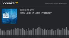 Holy Spirit in Bible Prophecy