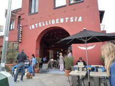 Miss Intelligensia Coffee, Silver Lake, Los Angeles