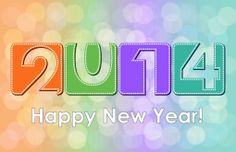 2014 happy new year Wallpapers HD - 2014 happy new year Wallpaper hd