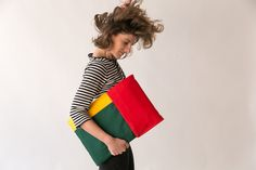 color block laptop case yellow red green laptop sleeve minimalist laptop cover macbook case macbook sleeve geometric laptop sleeve clutch by Marinsss on Etsy