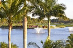 """""""The recent $100 million renovation puts PGA National at the top of golf resort destinations in Florida."""""""