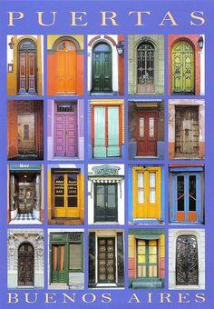 Puertas - Buenos Aires