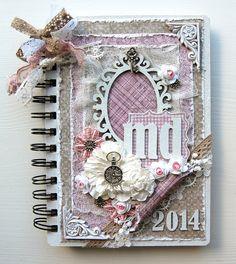 journal *Maja design* - Scrapbook.com