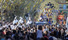 Melchor, Gaspar y Baltasar vuelven a #Sevilla // #ReyesMagos #Reyes2016 #CabalgataDeReyes