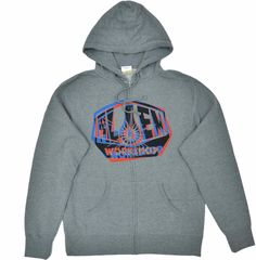 mikina ALIEN WORKSHOP - Og Shift Zip Up Chrcl Hthr (SEDA)