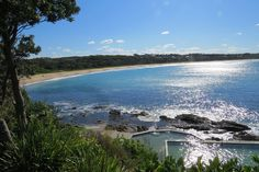 Ocean Pools of the NSW North Coast