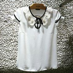 Chegou blusinha mimo   da TG. Disponível no tamanho P e M.   #blusas #talgui #talguistore #moda #model #modaparameninas #modaparamulheres #itgirls #ootd #santóllomodas