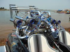Vintage Speed Boats -  THE H.A.M.B.