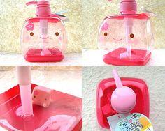 Cute Japanese Soap Dispenser