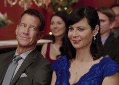 A képen a következők lehetnek: 4 ember Cathrine Bell, Brandon Russell, James Denton, Bailee Madison, The Good Witch, Teenage Daughters, Hallmark Channel, Nightingale, Movies And Tv Shows
