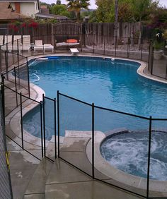 8 Best Fresno California Pool Fences Images On Pinterest In 2018