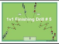Soccer Pass And Move Drills For Practice - YouTube Soccer Shooting Drills, Football Coaching Drills, Soccer Training Drills, Soccer Drills, Passing Drills, Soccer Workouts, Soccer Players, Volleyball Tips, Soccer Tips