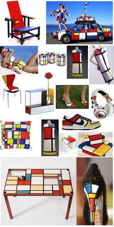 Moda Mondrian, Yves Saint Laurent e o símbolo de dois gênios. | Literatortura