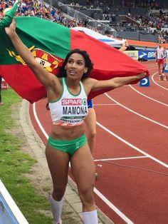medalhas portuguesas atletismo 2016 - Pesquisa Google Portugal, Olympic Sports, Sports Figures, Just Do It, Sports Women, Olympics, Beautiful Women, Bra, Running