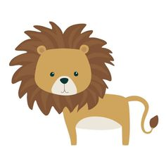 Eco Wall Decals are made of fabric, and super durable and easy to move around. A stately lion to liven up your space. Coordinates beautifully with our other jungle animals! This set of repositionable