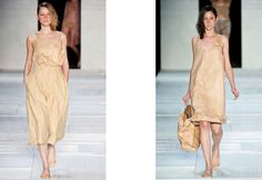 ELISA STROZYK Wooden Dress in collaboration with LEA PECKRE