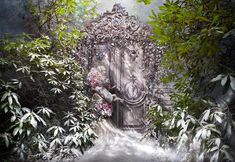 "Kirsty Mitchell's Enchanting ""Wonderland"" Photos Honor Her Late Mother with a Spectacular Book - My Modern Met"