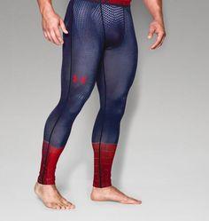 Men's Under Armour® Alter Ego Spider-Man Compression Leggings - Medium