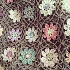 Crochet inspiration from Alicebyday