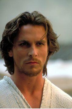 "Christian Bale - ""Mary, Mother of Jesus"" Christian Bale, Chris Bale, Handsome Actors, Raining Men, Hollywood Actor, British Actors, Good Looking Men, Gorgeous Men, Movie Stars"