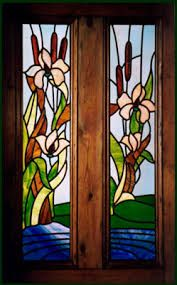 Image result for stained glass door