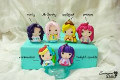 My little pony polymer clay /