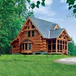 Small Log Cabins | Small Log Homes | Log Home Living's 1st Annual Small Log Home Design ...
