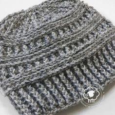 RUSC HAT - A FREE CROCHET PATTERN - Noowul Designs