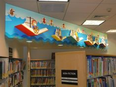 24 best School Library Design