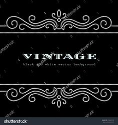 Retirement party invitation templates that are quite heartwarming diamond pattern on black vintage frame wavy swirls vector background stopboris Image collections