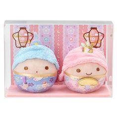 【2017】★リトルツインスターズ ぽちゃひな祭りドール Plush Doll ★2,480円(税込),  ★ #SanrioOriginal ★ #LittleTwinStars