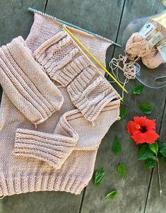 Cardigan Rose com Pérolas Knit Cardigan Pattern, Ana White, Knitting, Fashion, Lion Craft, Knitted Hats, Knitting Tutorials, Crochet Bedspread, Blouse Patterns