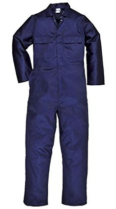 Cheap Mens Boiler Suit Overall Coverall Work Boilersuit deals week