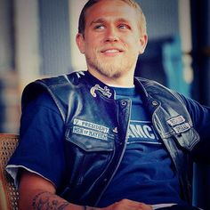 Charlie Hunnam...Yes please!