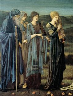 edward burne-jones #paintings