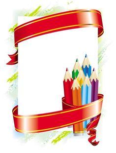 school frames and borders ile ilgili görsel sonucu Borders For Paper, Borders And Frames, School Border, School Frame, School Images, Powerpoint Background Design, Frame Clipart, Art Party, Elements Of Art