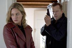 Kurt and Linda Wallander    Such a brilliant and tragic actress