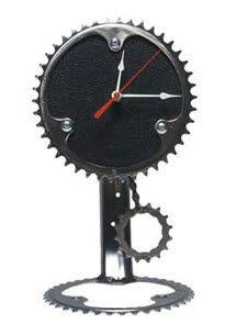 Graham Bergh's Bicylcle Cog Clock