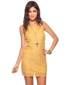 A must-have! I'd love to have this for my Spring/Summer wardrobe.  (Forever21.com)