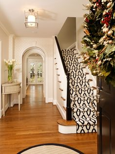 Traditional Staircase Design, Pictures, Remodel, Decor and Ideas - page 6