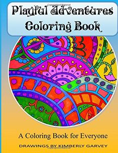 36, one-sided intermediate level coloring pages.  Available on Amazon.