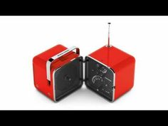 Radio 3d model rig