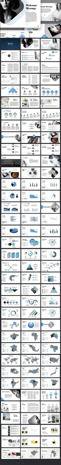 101 best powerpoint resume template images on pinterest in 2018 cv