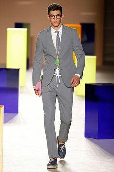 Nice Men's Summer Style Antonio Miró Spring-Summer 2017 - 080 Barcelona Fashion