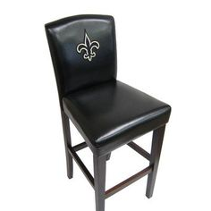 "Imperial NFL 29.5"" Bar Stool NFL Team: New Orleans Saints"
