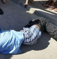 Matan uno de tres hombres durante intento de asalto a un banco de Barahona