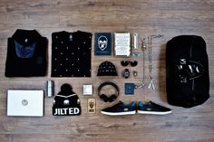 Essentials: Jay Read of Jilted Royalty Denzel Curry, Hood By Air, Crooks And Castles, Trippie Redd, Fashion Essentials, Style Essentials, Lil Pump, Elements Of Style, Travel Kits