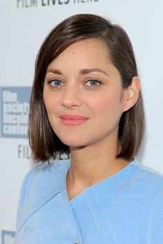 Marion Cotillard at the Two Days, One Night premiere on 10/5/14